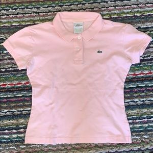 😎🔥 Lacoste Solid Polo Shirt 👚